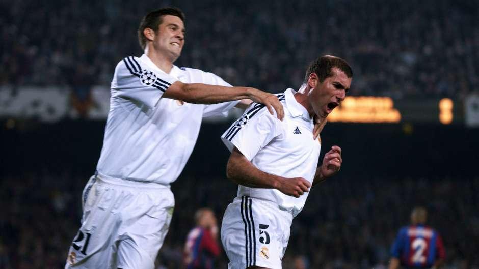 El curioso vínculo que une a Santiago Solari y Zinedine Zidane