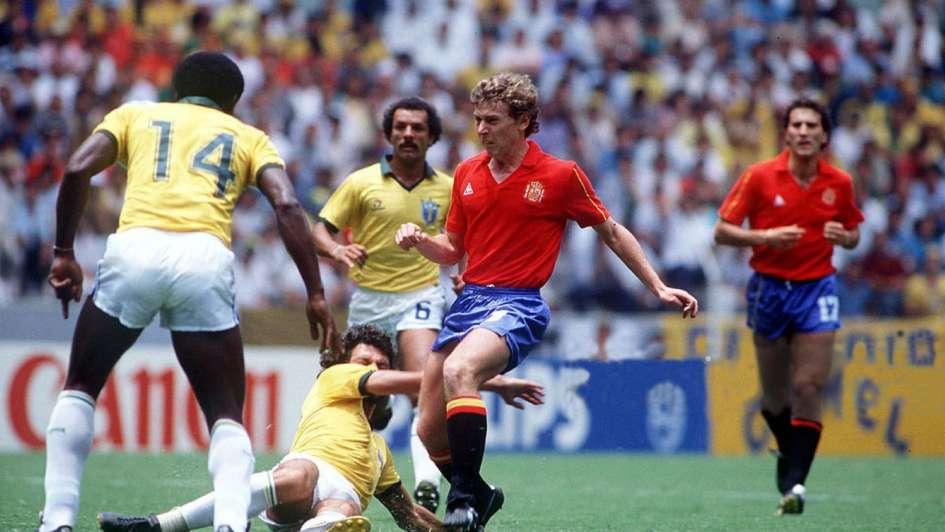 España en México 86
