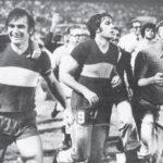 La primera final entre Boca Juniors y River Plate de la historia