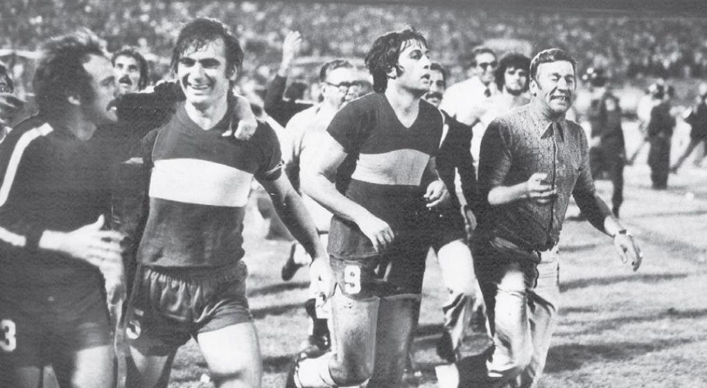 El primer Superclásico argentino en una final de la historia