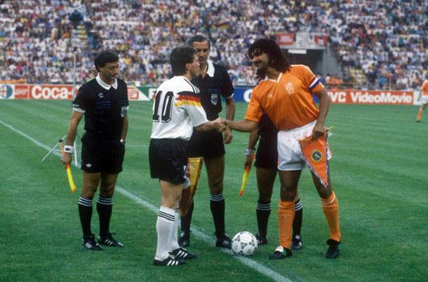 Cuando el 'Derby della Madonnina' se jugó en el Mundial