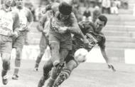 El polémico arbitraje de Valle Gil en el Córdoba-Levante de la temporada 1995-1996