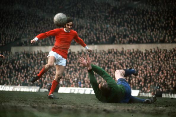 El día que George Best marcó 6 goles