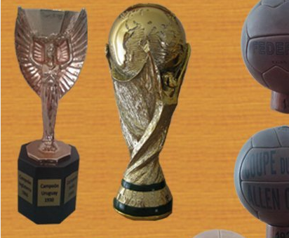 Copa Jules Rimet y FIFA