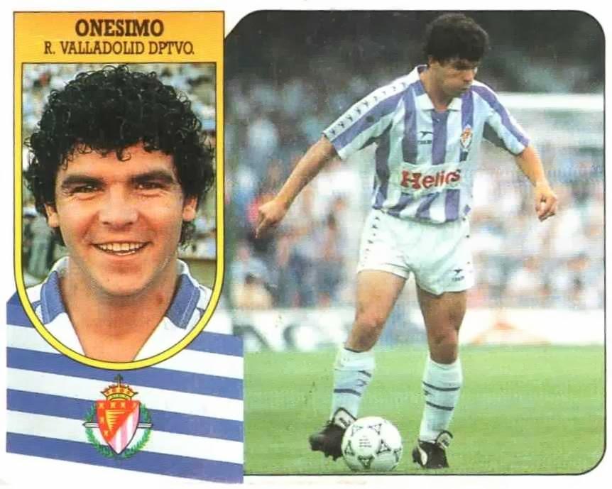 Onésimo Sánchez