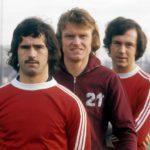 Maier, Beckenbauer y Muller, el trío que hizo grande al Bayern Munich