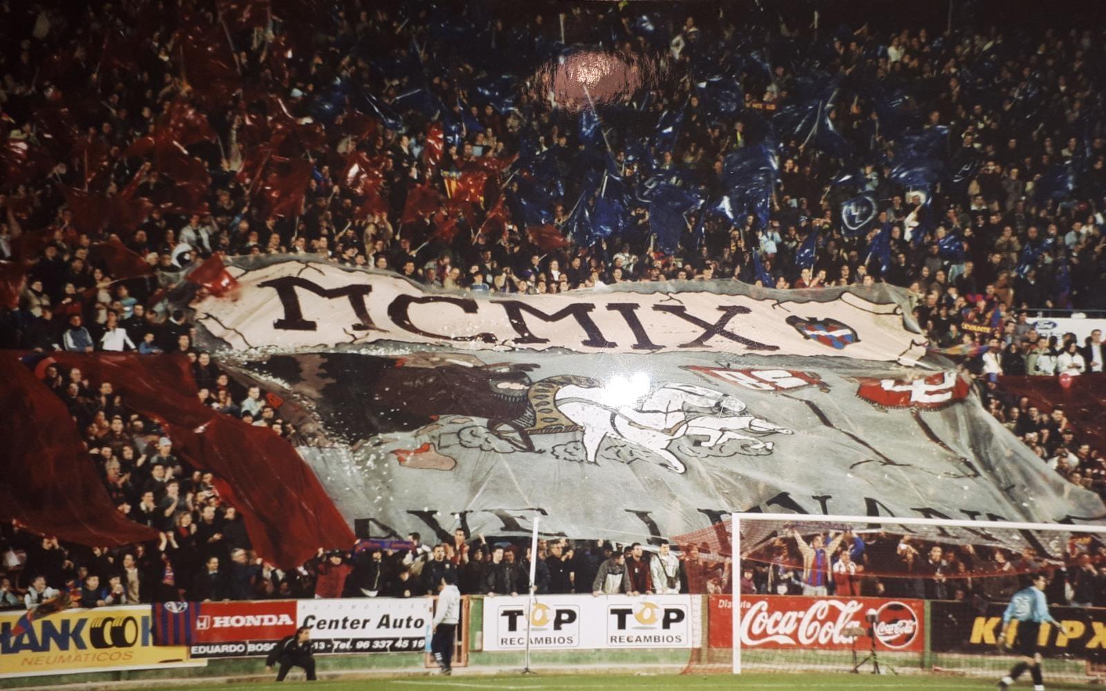 Levante-Barça, Copa del Rey temporada 2003-2004