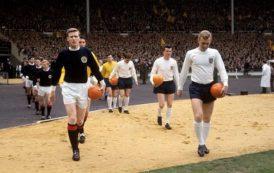 Inglaterra y Escocia, el partido internacional más antiguo de la historia del fútbol