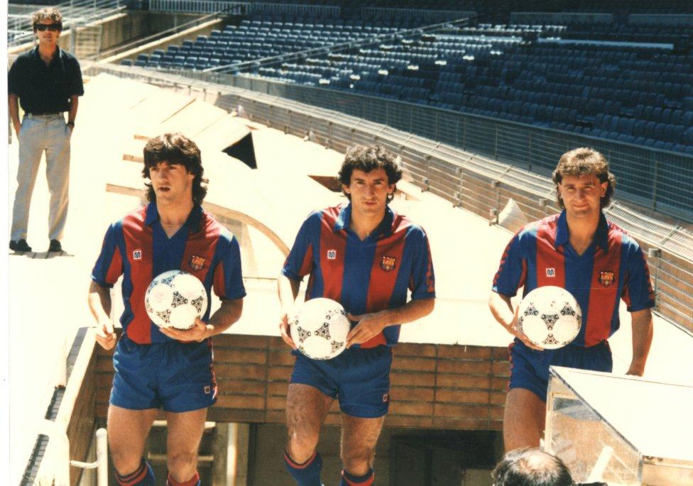 Cuando el Barça desmanteló a la Real Sociedad