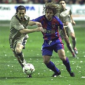 Alberto Rivera Levante-Barça
