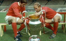 La primera Copa de Europa del Manchester United
