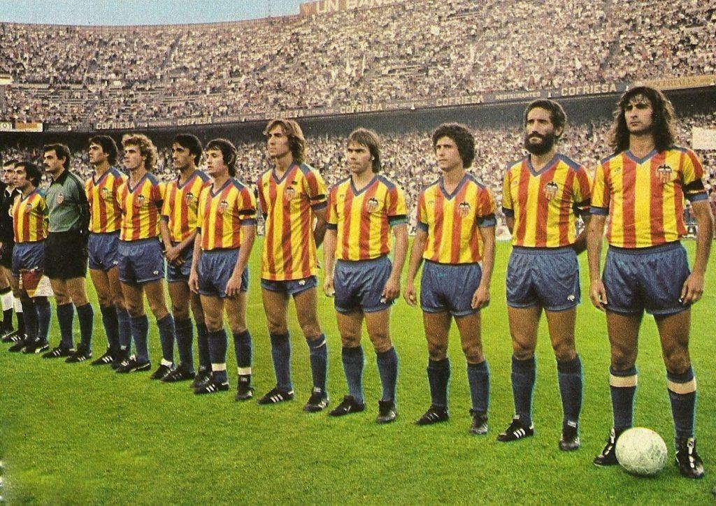 El Valencia campeón de Copa en 'la final de la Senyera'