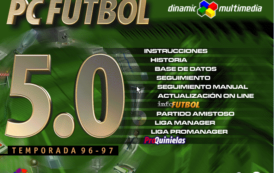 PC Fútbol, el videojuego que cambió nuestras vidas