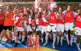 El Arsenal de 'Los Invencibles'