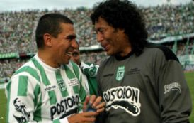 5 jugadores históricos de Atlético Nacional en la década de los 80 y 90