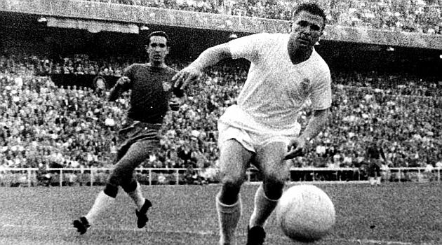 Puskas uno de los máximos goleadores del Real Madrid