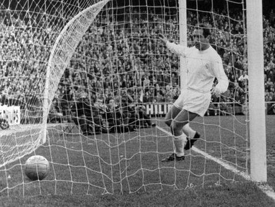 Paco Gento uno de los máximos goleadores del Real Madrid