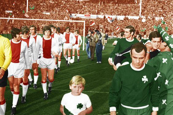 La primera Copa de Europa del Ajax