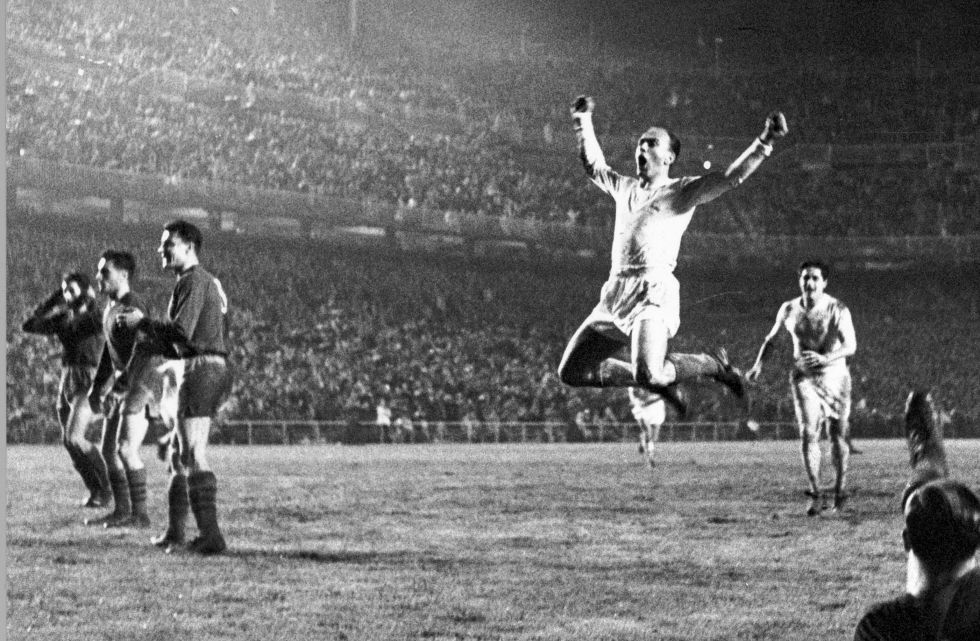 Di Stéfano, Real Madrid