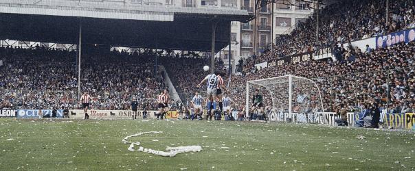 Cuando Real Sociedad y Athletic Club dominaban el fútbol español
