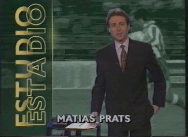 Cuando Estudio Estadio era un programa deportivo