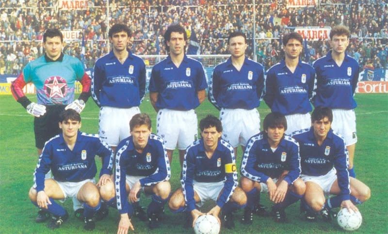 Real Oviedo 92-93