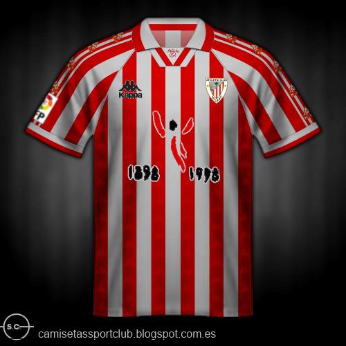 Camiseta del Centenario
