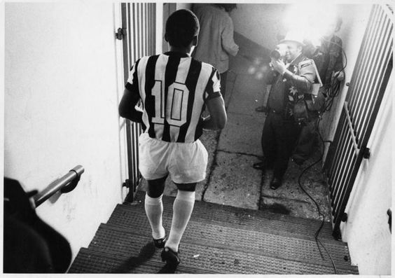 Pelé Santos