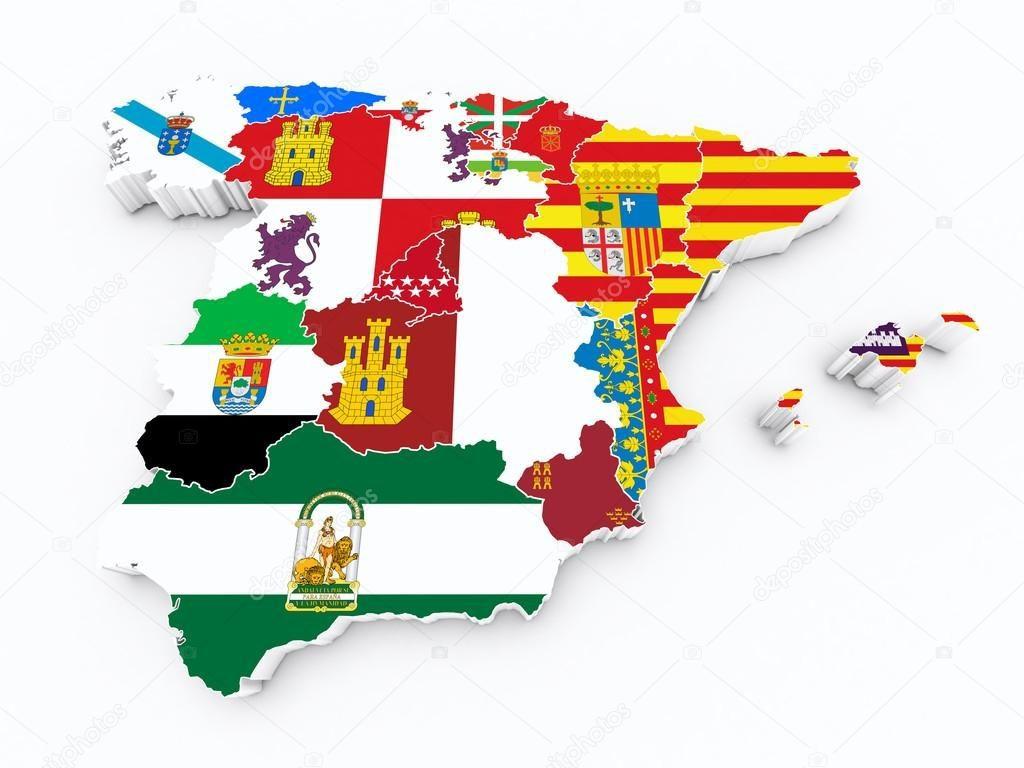 Los equipos más antiguos de España (por Comunidades Autónomas)