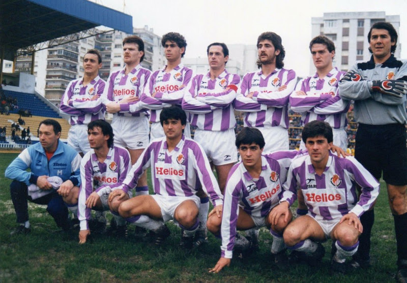Real Valladolid 87-88