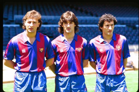 Fichajes del Barça