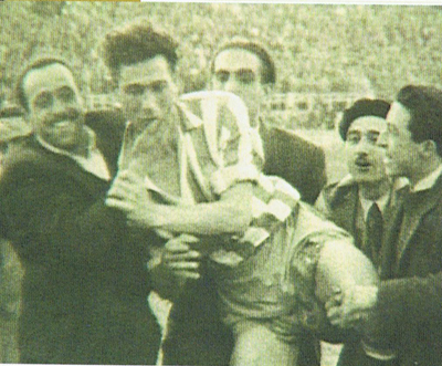 Ángel Calvo RCD Espanyol