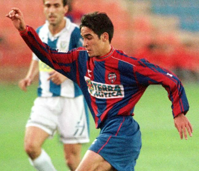 La increíble cláusula de Vicente Rodríguez en el Levante UD