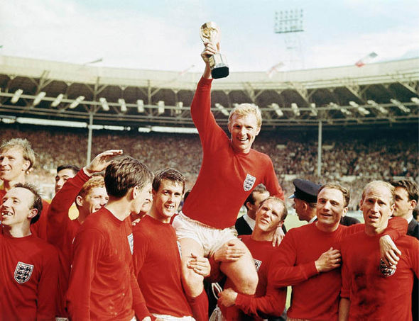 Bobby Moore 1966
