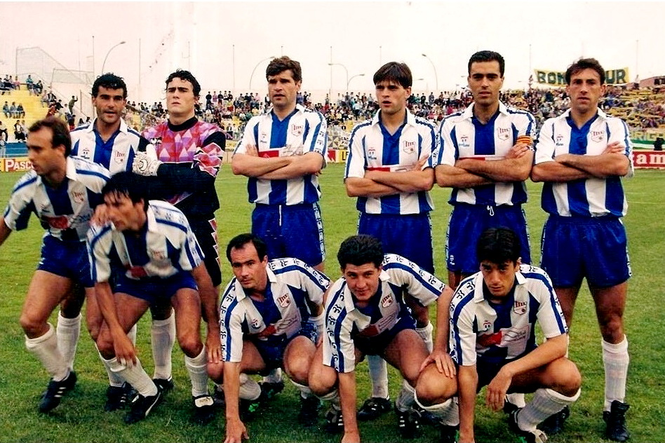 Cuando la UE Figueres rozó el ascenso a Primera División