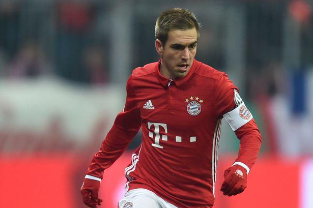 Philipp Lahm Bayern