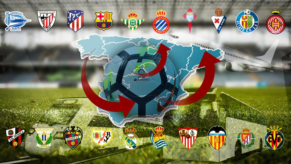 La Liga española que los amantes del fútbol quisiéramos tener