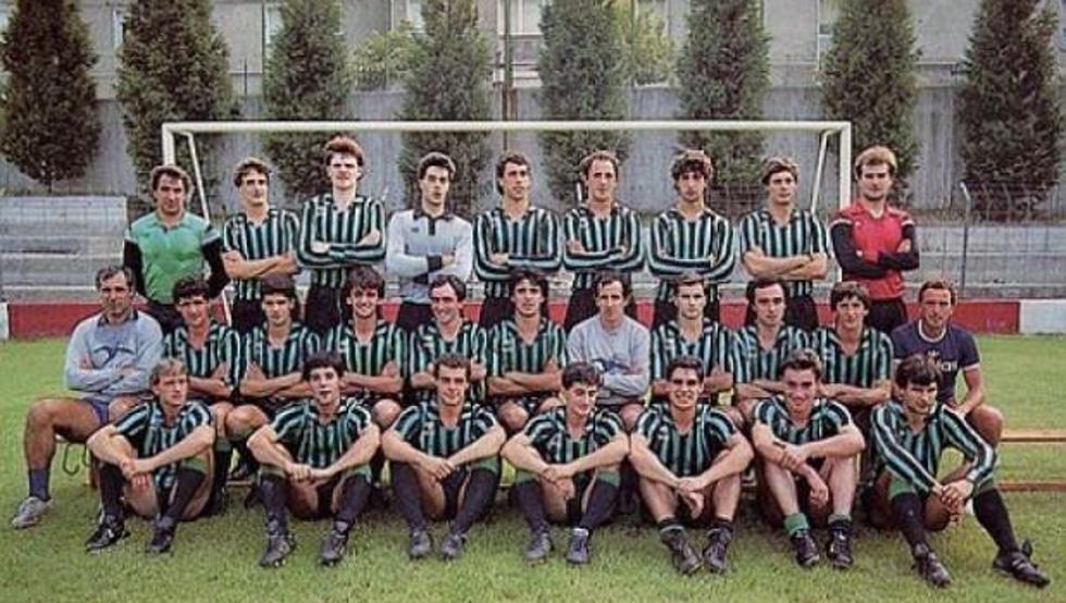 Valverde y Mendilibar Sestao