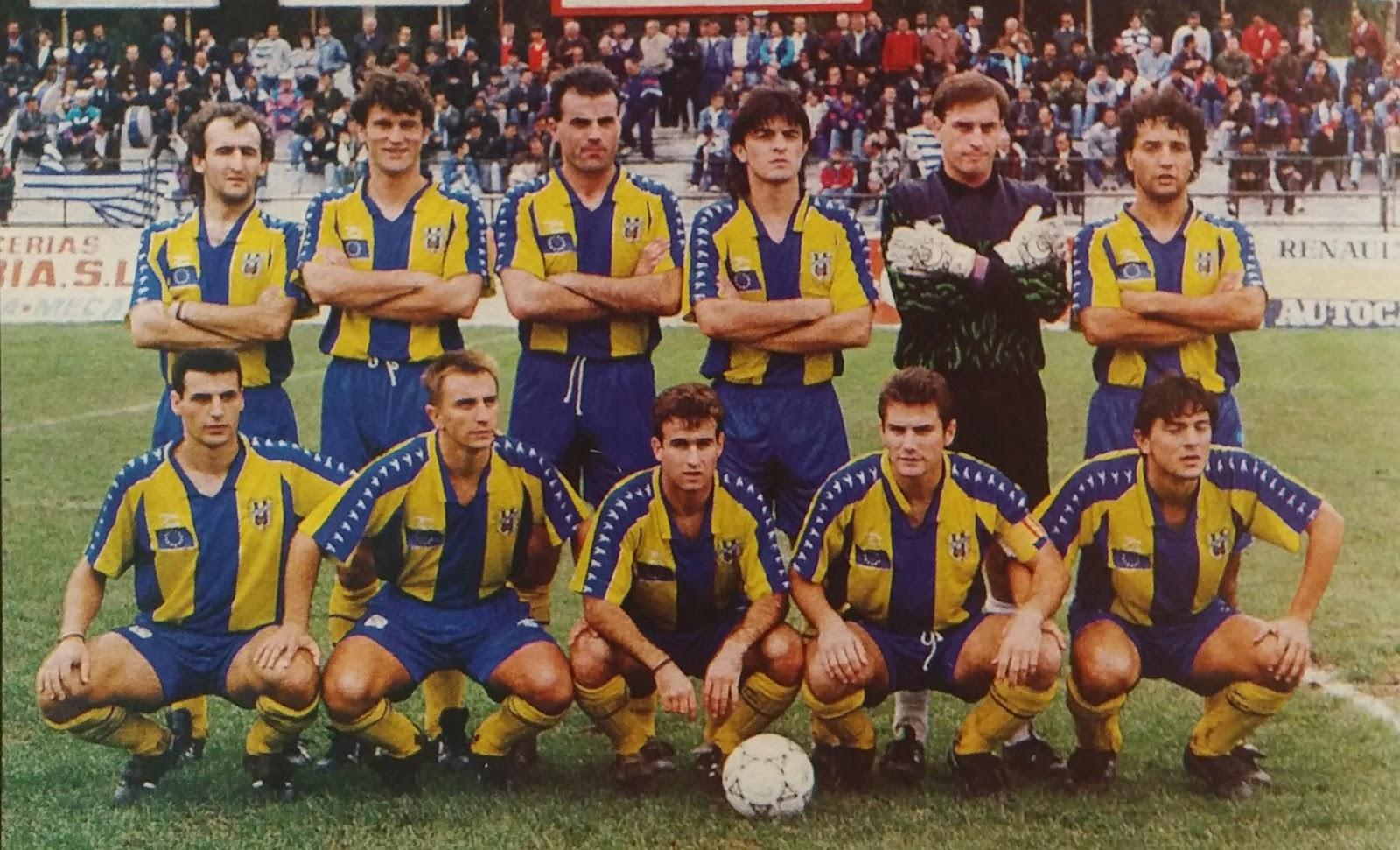 La época dorada del Palamós CF, el decano del fútbol catalán