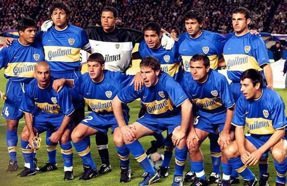 Boca Juniors Vs Real Madrid
