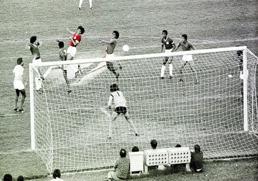 Elías Figueroa y su 'gol iluminado'