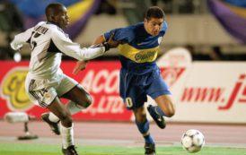El día que Juan Román Riquelme bailó al Real Madrid