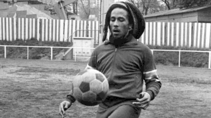 Bob Marley y el fútbol, la pasión que podría haberle salvado la vida