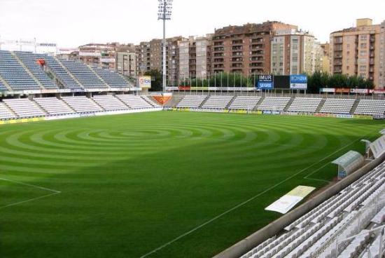 Camp d´Esports de Lleida