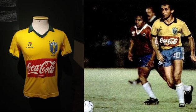 Le nazionali di calcio con lo sponsor sulla maglia