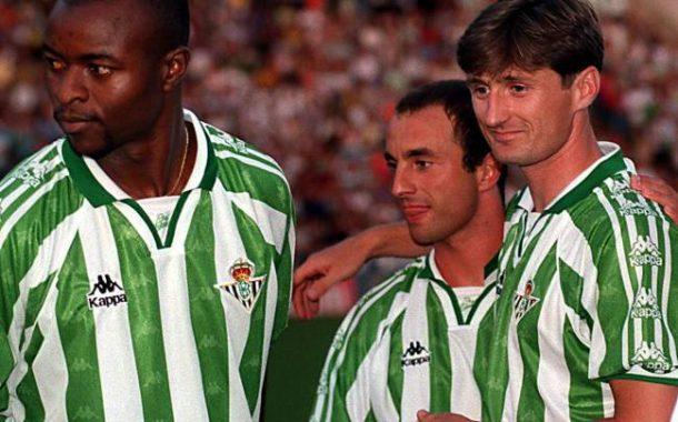 Aquel histórico Real Betis Balompié de la década de los 90