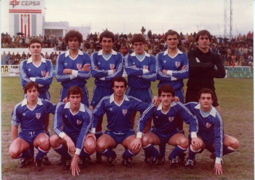 Bilbao Athletic 1983-1984