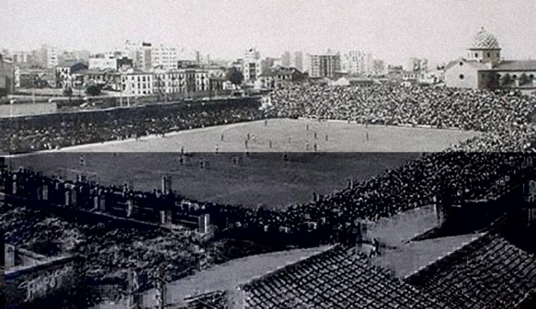 Míticos estadios españoles desaparecidos