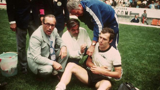 El hombro de Beckenbauer