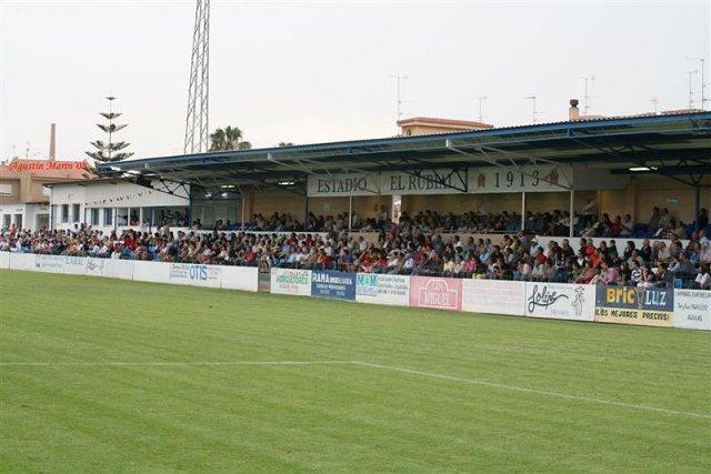 Estadios más antiguos de España